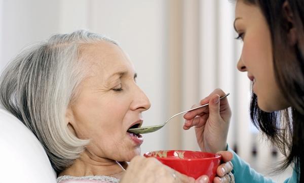 Патронаж пожилых людей