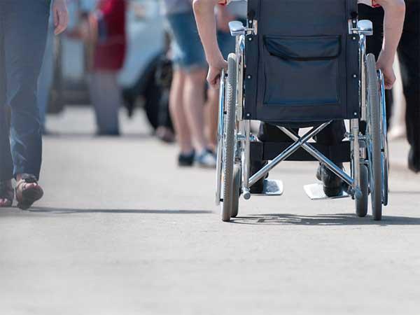 Санаторий для колясочников